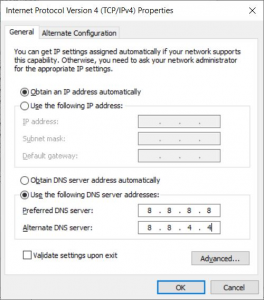 What Does The DNS_PROBE_FINISHED_NXDOMAIN Error Mean