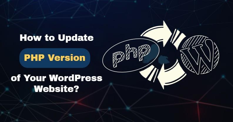 update php wordpress