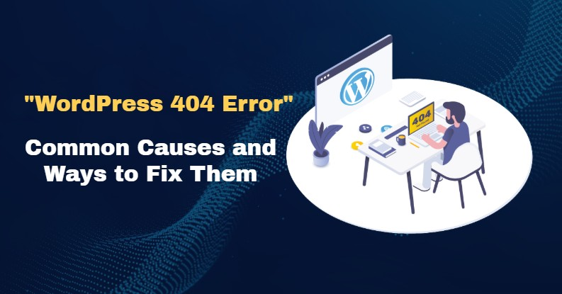 wordpress 404 error