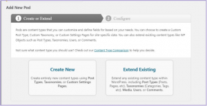 wordpress custum taxonomy by pods plugin