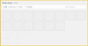 WordPress Cannot Upload Image